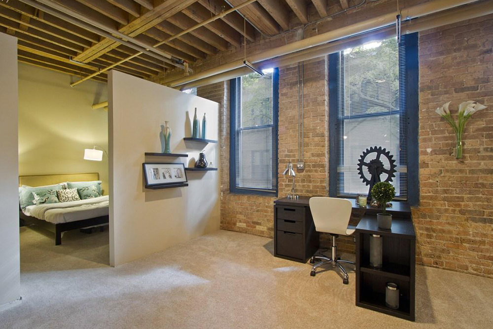 find an apartment steeped in history 9 industrial chic