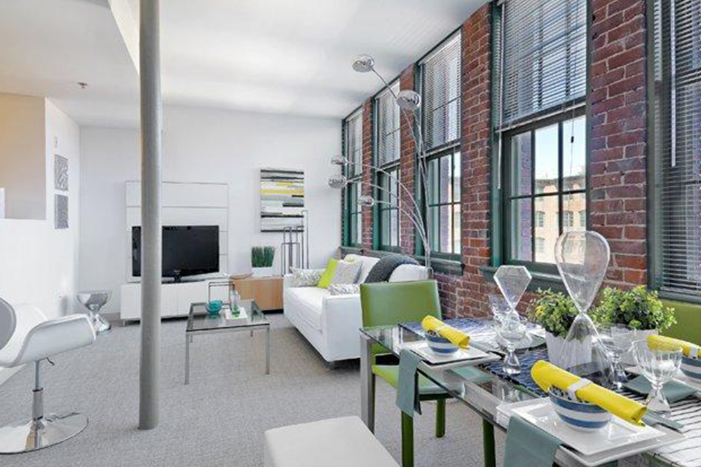 Find an apartment steeped in history 9 industrial chic rentals real estate 101 trulia blog for 1 bedroom apartments in waltham ma