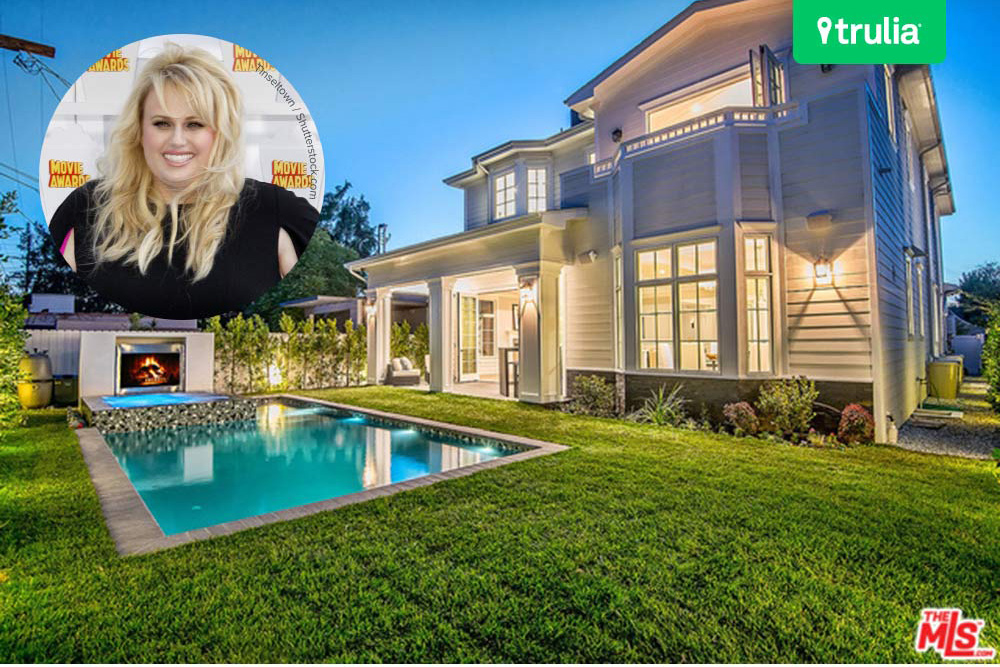 The new rebel wilson house in los angeles ca celebrity for How to buy a house in los angeles