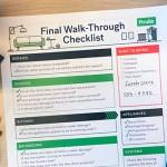 Trulia Final Walk-Through Checklist