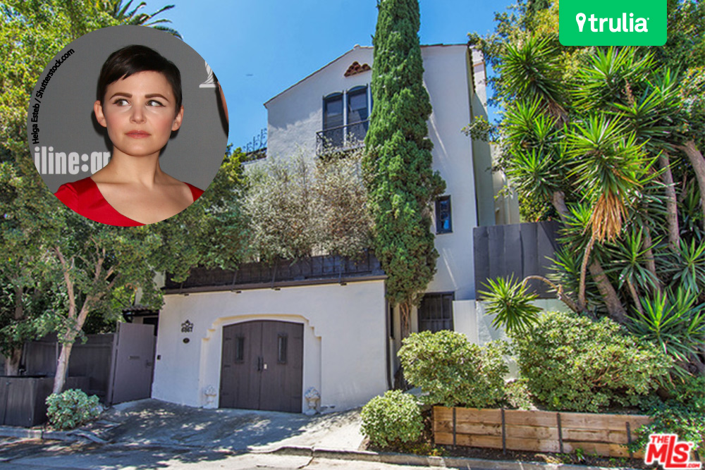 Ginnifer goodwin house just listed in hollywood hills ca for Property for sale in hollywood hills