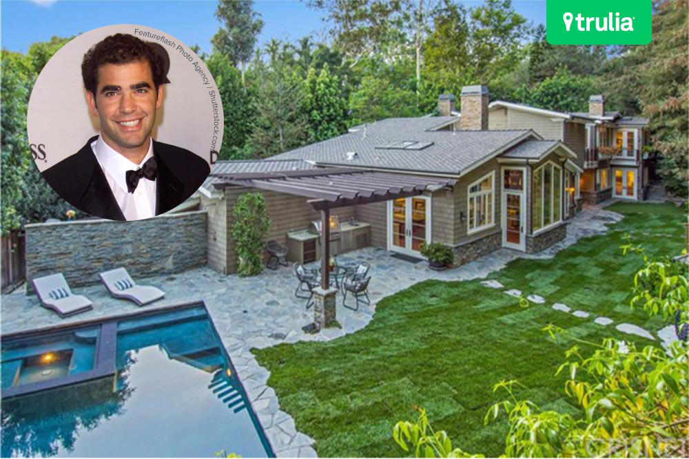 Pete sampras and bridgette wilson sampras list their los for Homes for sale los angeles ca