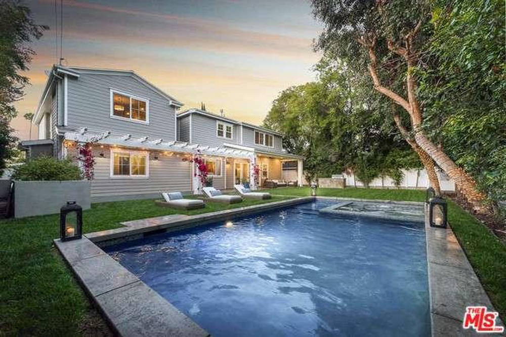 ashley tisdale lists home in studio city ca celebrity