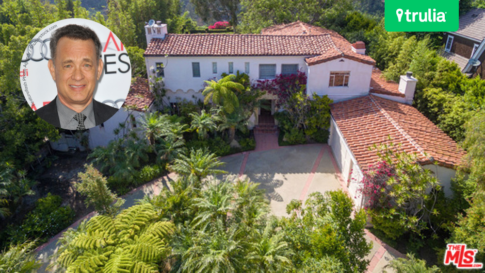 Buy tom hanks 39 pacific palisades real estate portfolio for Houses for sale pacific palisades