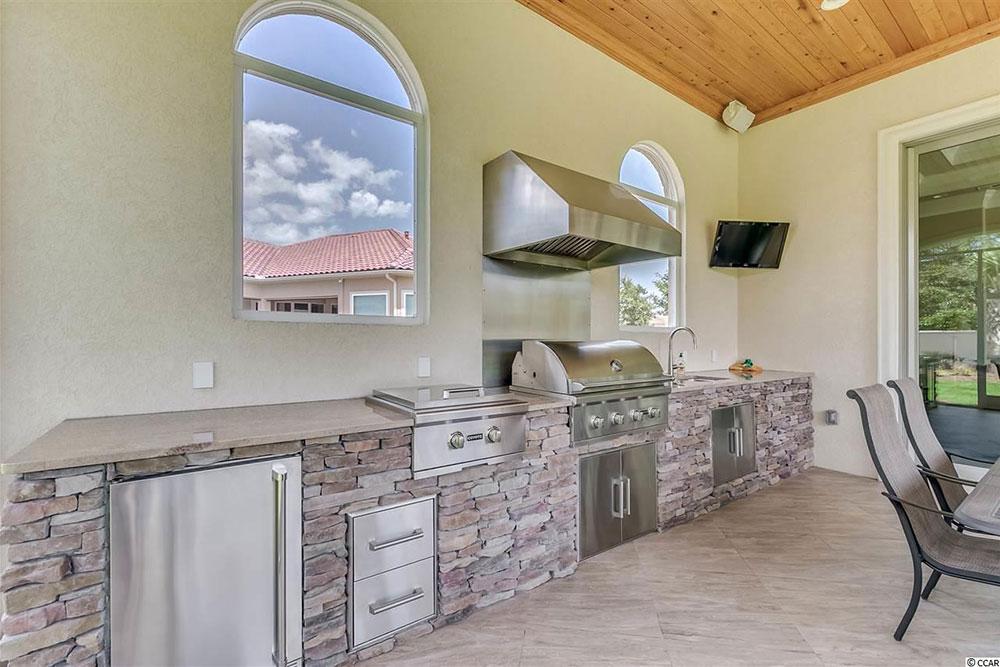 outdoor kitchens myrtle beach sc