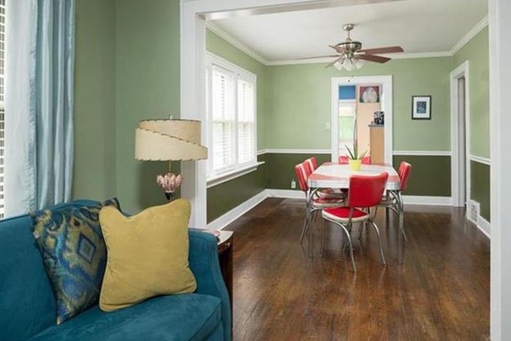 Affordable Real Estate Kansas City Dining