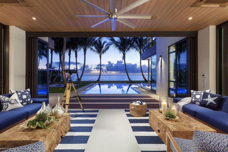 Beach House Palm Beach Part - 27: Former Fox News CEO Roger Ailes Drops $37 Million On Palm Beach Mansion