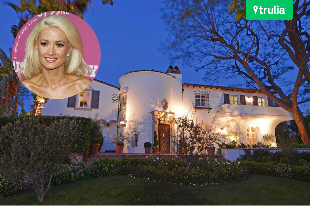 Holly madison house tour her la home for sale celebrity for House sale los angeles