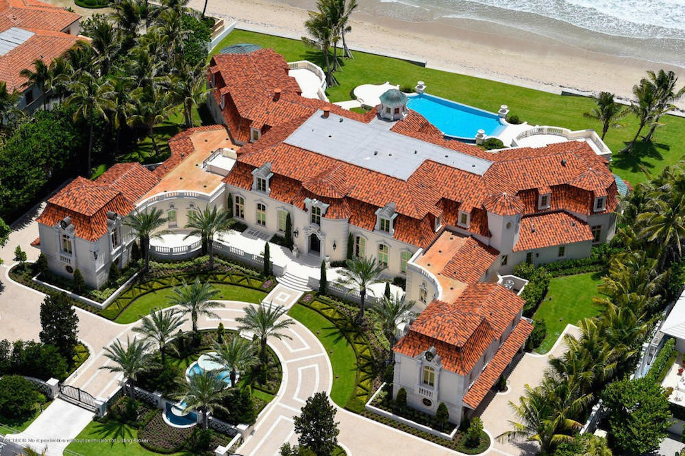 Most expensive homes for sale in america trulia 39 s blog for Mega mansions in florida