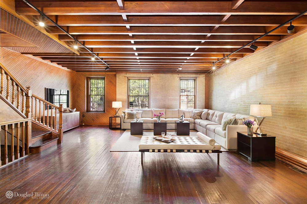 You Could Buy Chris Rock S Clinton Hill Carriage House