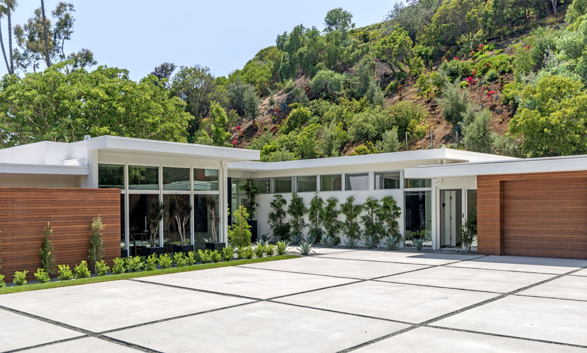 Cindy crawford and rande gerber buy in beverly hills for for Buy house beverly hills