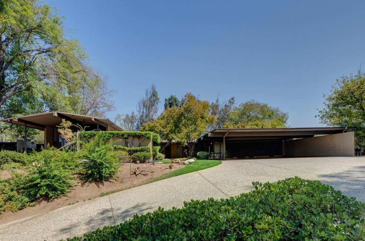 meryl streep snags midcentury pasadena home for $3.3 million exterior