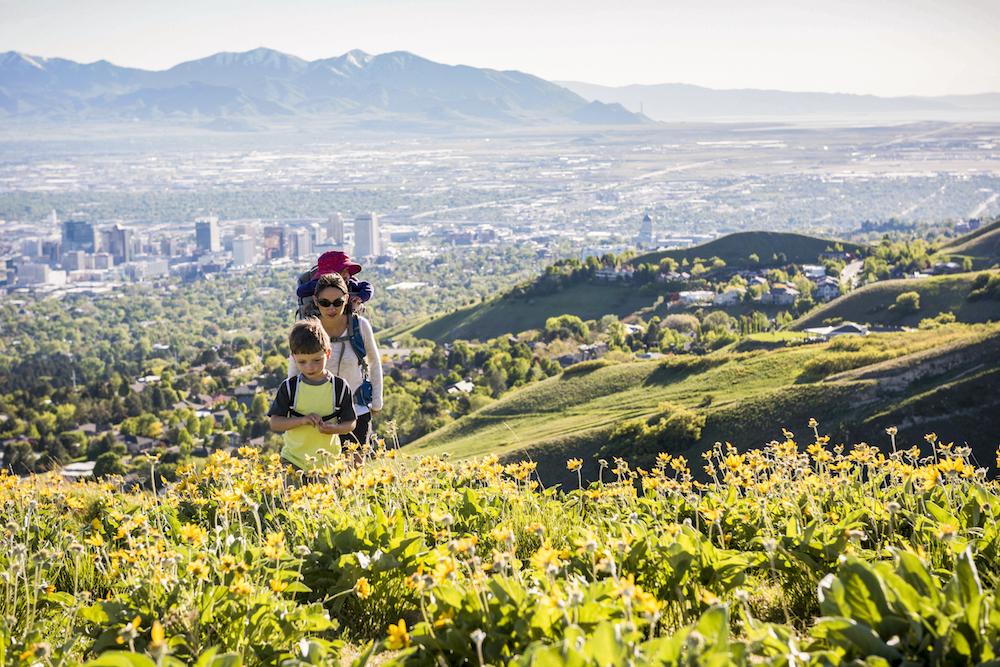 Salt Lake City, Utah - #1 Healthy Places To Live